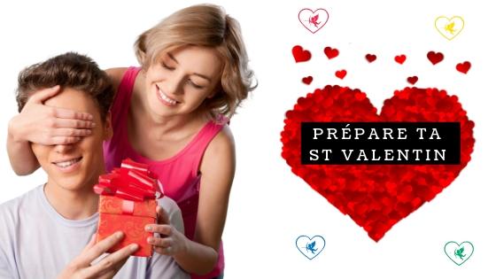 Prépare ta St Valentin