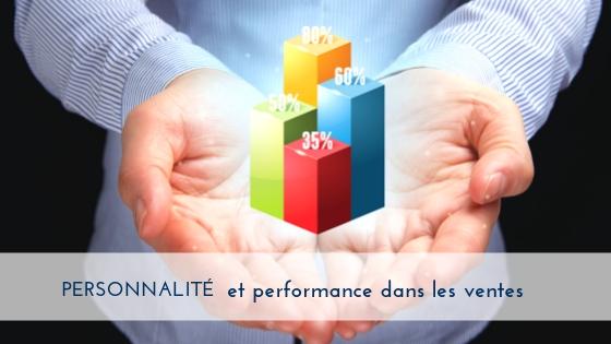 Personnalité et performance dans les ventes